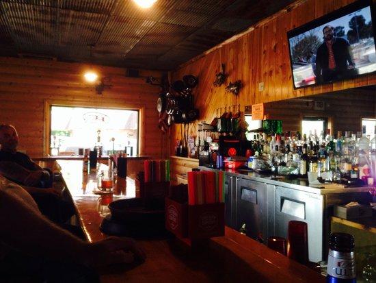Chauncey's Pub: Does pretty nice inside