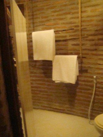 Vila Kalango: Banheiro