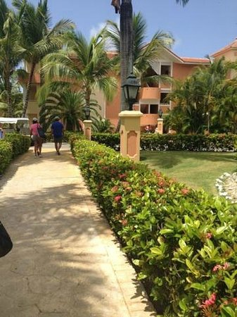 Grand Bahia Principe Punta Cana: how the hotel rooms look from the outside