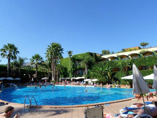 Caesar Palace Hotel Taormina : hotel