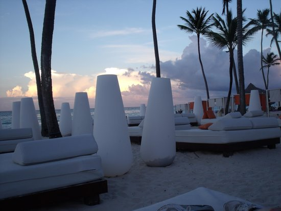 Paradisus Punta Cana Resort : Days on ther beach