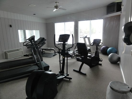 Culver Cove Resort: Workout Room