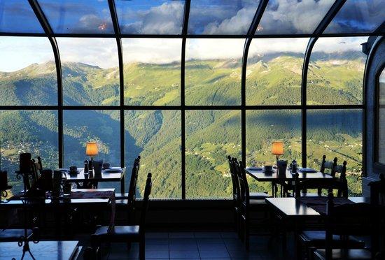 Hotel La Cambuse : Restaurant La Cambuse