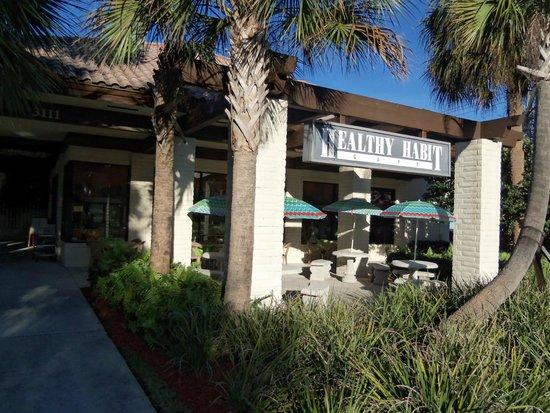 Healthy Habit Restaurant West Palm Beach