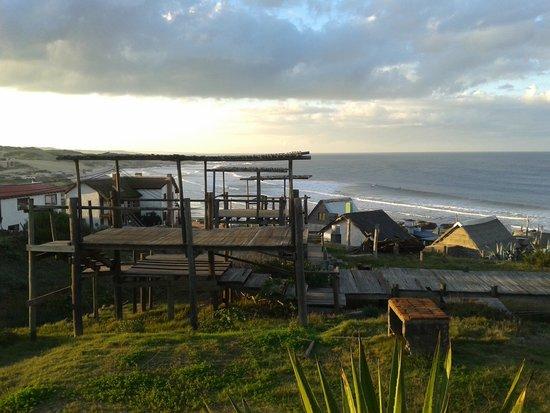 El Indio Hostel: A vista