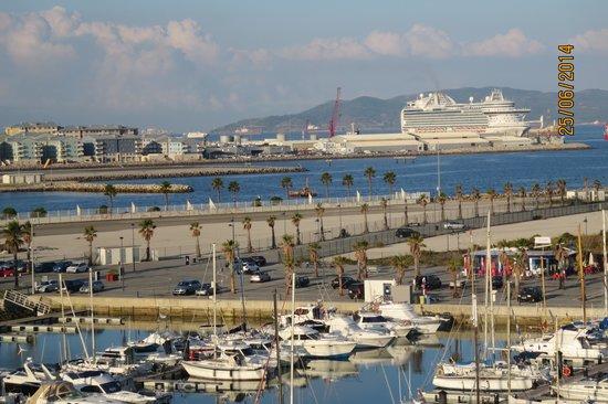 Ohtels Campo de Gibraltar: balcony view