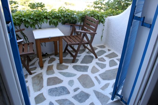 High Mill : Our little patio