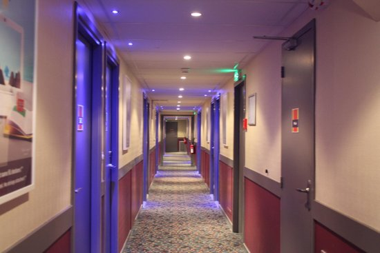Ibis Styles Blois Centre Gare : Couloir