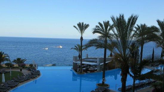 Pestana Promenade Ocean Resort Hotel: vue du balcon