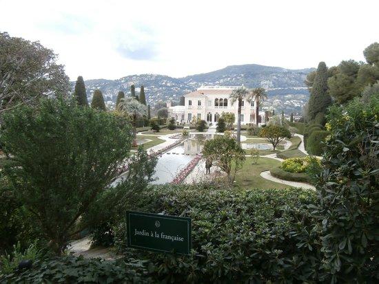 Giardino francese foto di rothschild villa and museum - Giardino francese ...