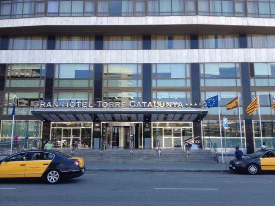 Gran Hotel Torre Catalunya : Entrata