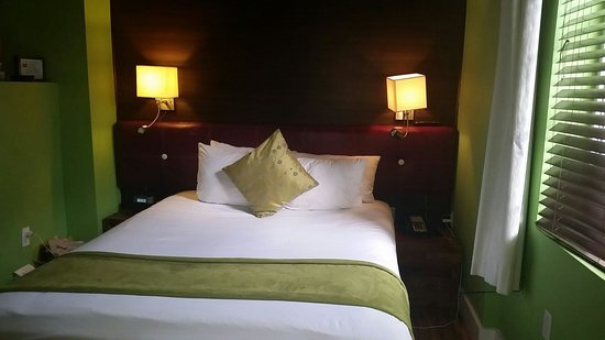 Chesterfield Hotel : Jr. Suite
