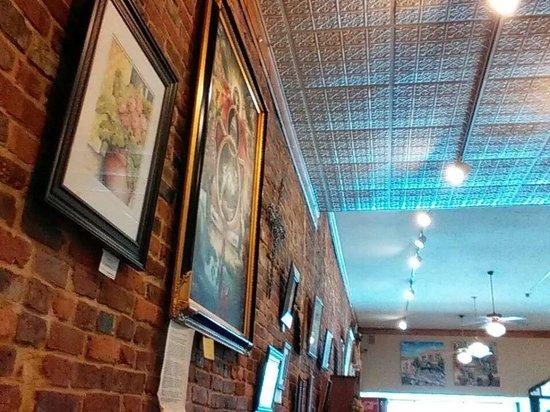 Four Reasons Bakery & Deli : interior of deli