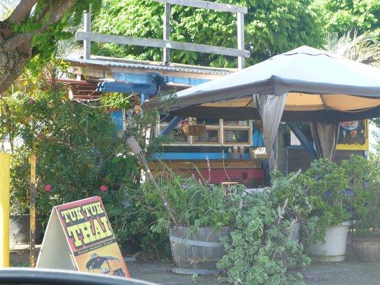 Tuk Tuk Thai Cafe : Eating area for Tuk Tuk