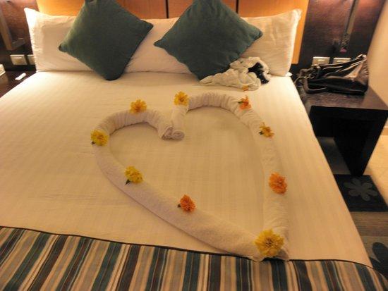 Cleopatra Luxury Resort: decori sempre presenti in egitto.