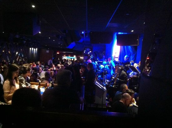 Blue Note Jazz Club: Blue Note