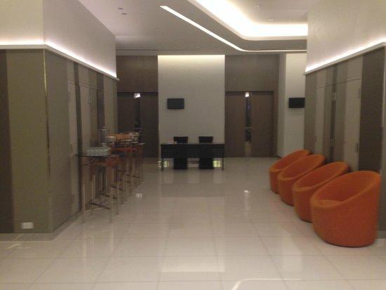 Mercure Bangkok Siam: accés chambres