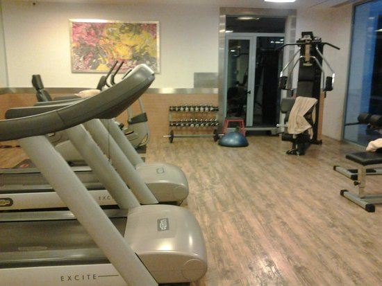 Holiday Inn Athens Attica Avenue Airport West: palestra