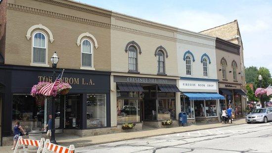 Gamekeeper's Taverne : Main Street ?