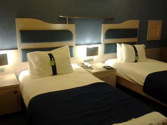 Holiday Inn Athens Attica Avenue Airport West: letti