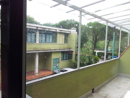 Hotel Country Club : esterno  dall interno