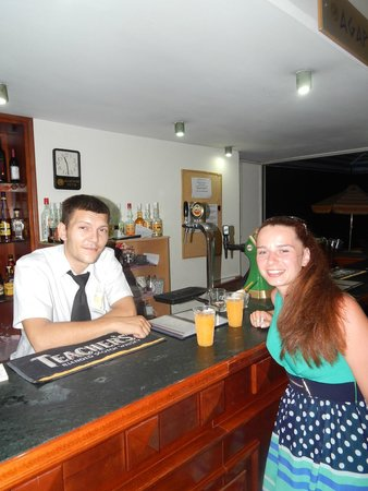 Agapinor Hotel: Excellent Mironel