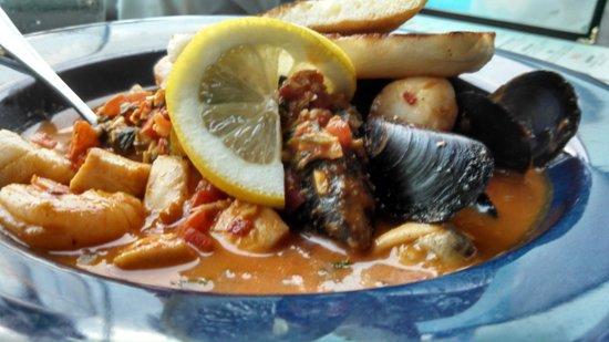 Wonderland Ocean Pub: Fisherman's Stew