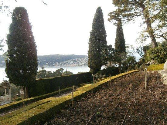 Villa & Jardins Ephrussi de Rothschild : roseto