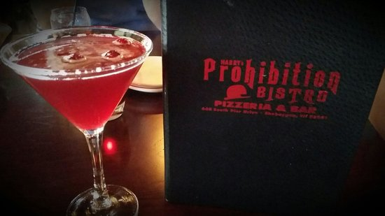 Prohibition Bistro: As good as it looks