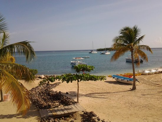 Hotel Riu Montego Bay: playa riu montego