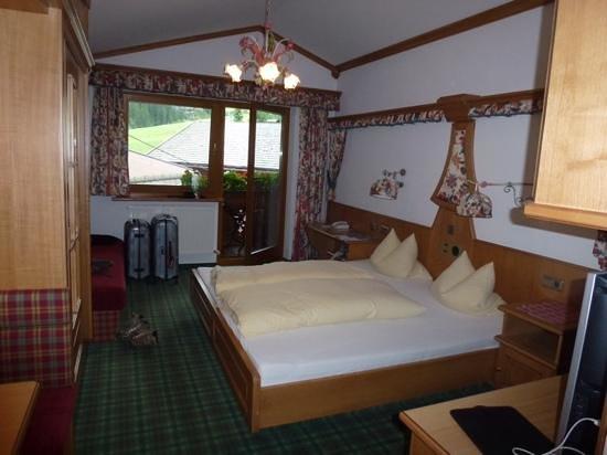 Hotel Jäger: la chambre