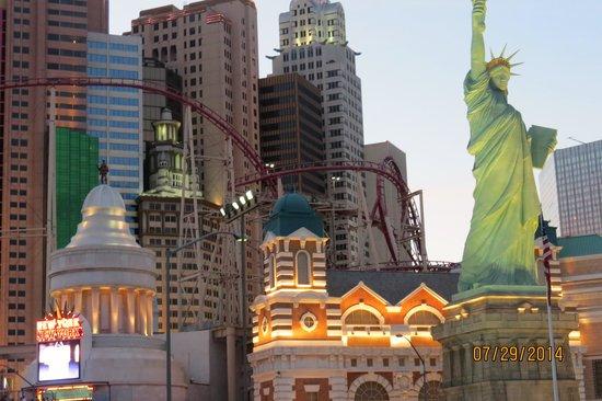 New York - New York Hotel and Casino : New York Hotel