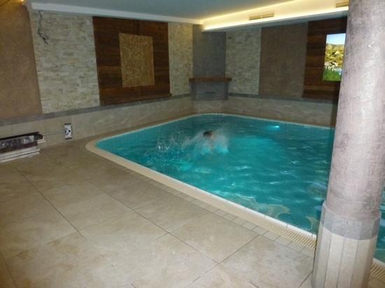Hotel Jäger: la piscine