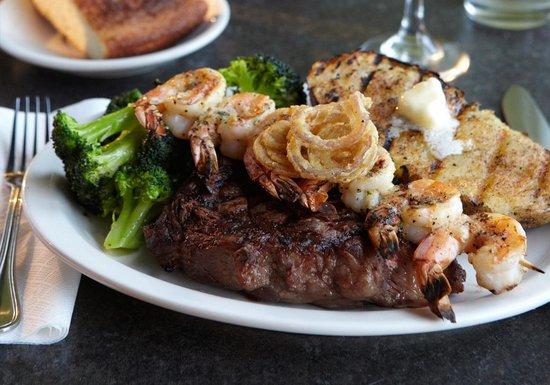 Baumhower's of Tuscaloosa: Steak