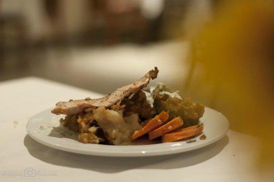 Sharm Grand Plaza : Food