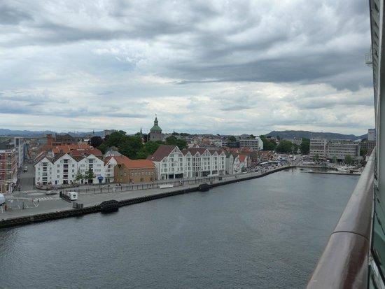 Old Stavanger: Harbor Side.