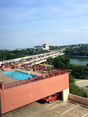 Holiday Inn Austin-Town Lake: View