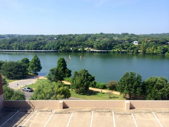 Holiday Inn Austin-Town Lake: View
