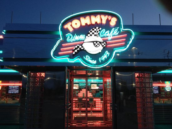 le top picture of tommy 39 s diner noyelles godault tripadvisor. Black Bedroom Furniture Sets. Home Design Ideas