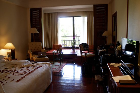 Sofitel Angkor Phokeethra Golf and Spa Resort : Superior Room