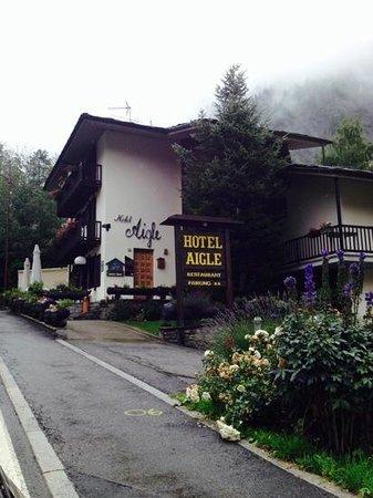 Hotel Aigle : l'hotel