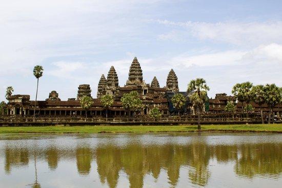 Sofitel Angkor Phokeethra Golf and Spa Resort: Angkor Wat