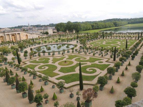 Jardins picture of chateau de versailles versailles tripadvisor for Jardin chateau de versailles