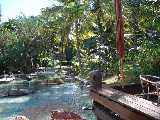 Canonnier Beachcomber Golf Resort & Spa: Parc de l'hôtel