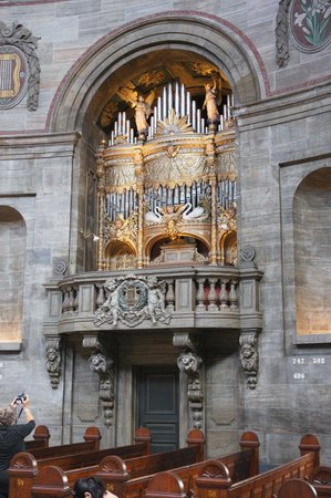 Iglesia de Mármol (Iglesia de Federico): het orgel