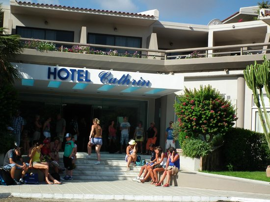 Entr e hotel picture of cathrin hotel ladiko tripadvisor for Entree hotel