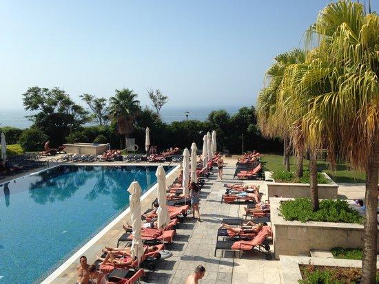 Grande Real Villa Italia Hotel & Spa: piscine