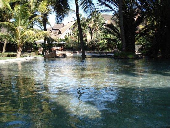 Canonnier Beachcomber Golf Resort & Spa : Parc de l'hôtel