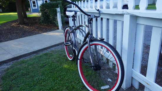 Wanchese Inn B&B: Cool bicycle