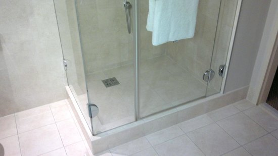 InterContinental Warszawa : Shower Unit in 3408
